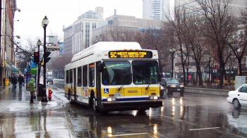 Canada - Des bus au gaz naturel pour la ville d'Hamilton
