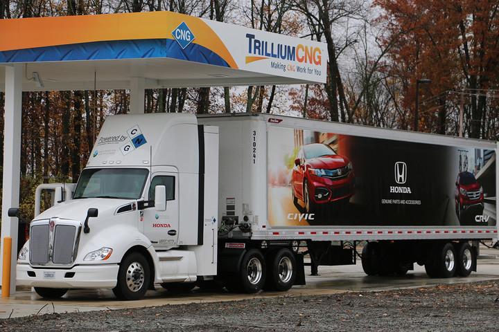 Honda ouvre sa seconde station GNV aux Etats-Unis