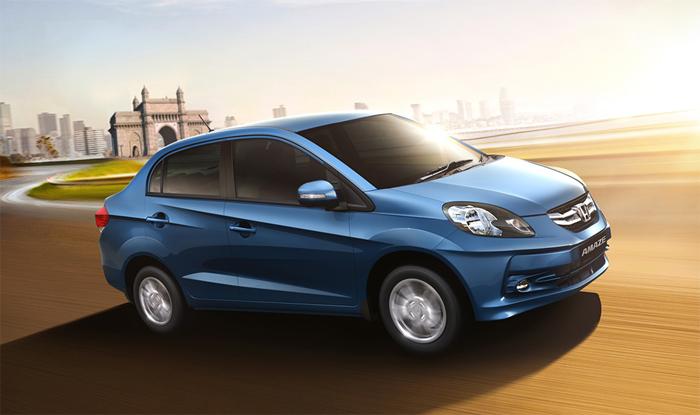 Honda lance une version GNV de sa berline Amaze en Inde