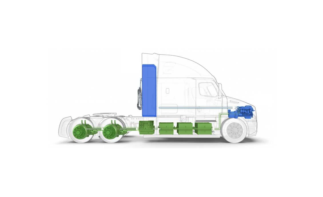Hyliion accélère le développement de son camion hybride électrique GNC