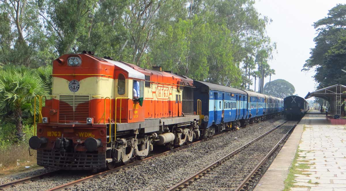 Indian Railways veut moins de diesel et plus de gaz naturel
