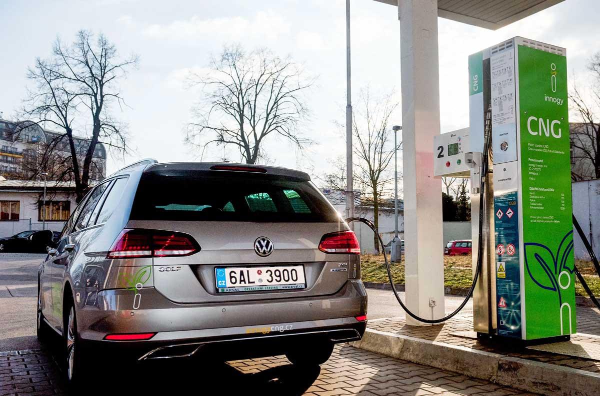 En République Tchèque, le bioGNV disponible à grande échelle