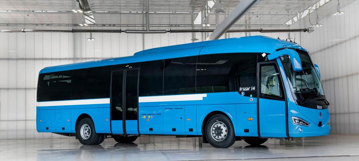 Irizar i4 : cet autocar GNL annonce plus de 1 000 km d'autonomie