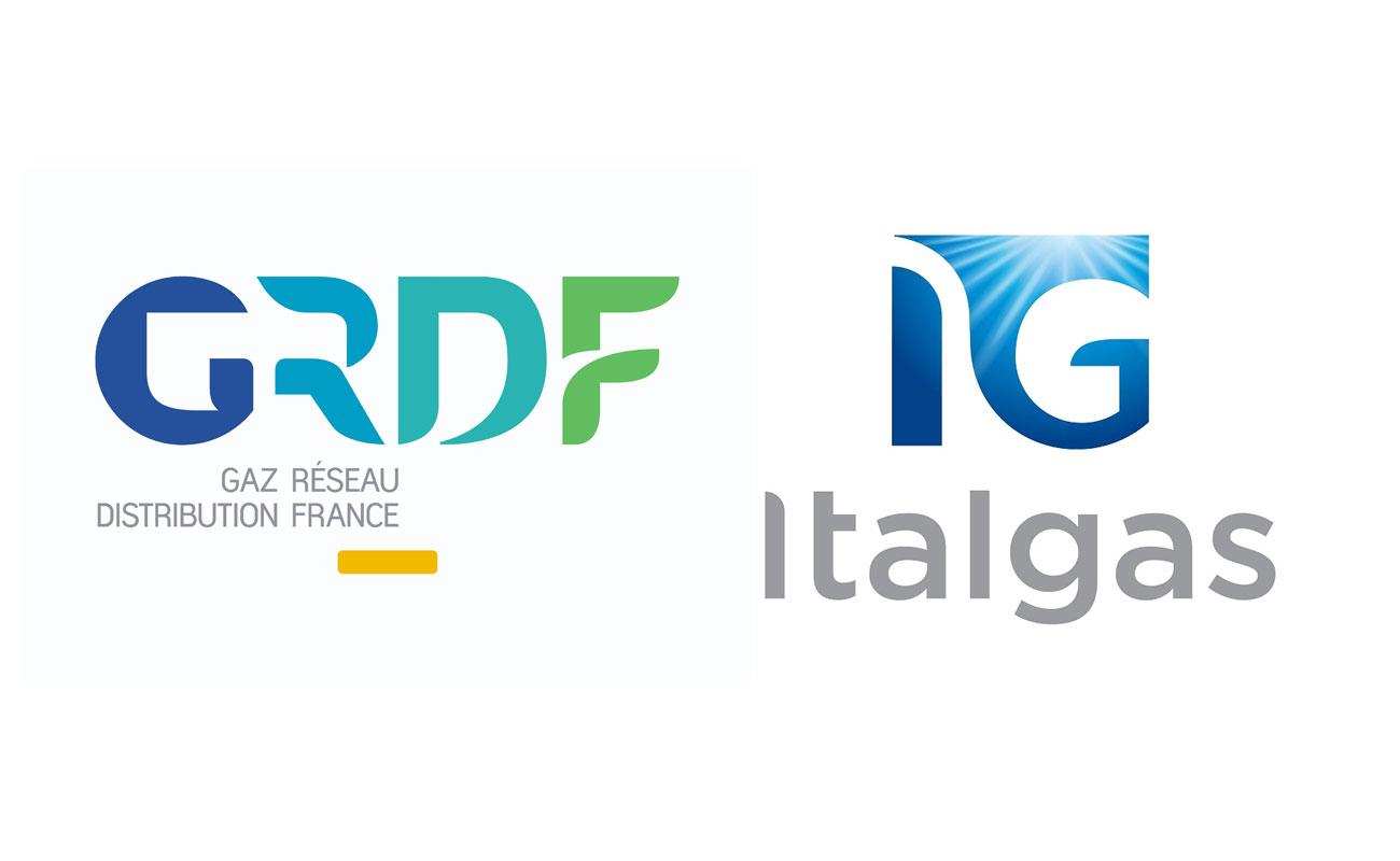 Italgas et GRDF renforcent leur collaboration dans le biogaz
