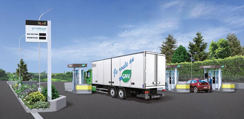 Interview : le développement du GNV passe en Ile-de-France par le Sigeif