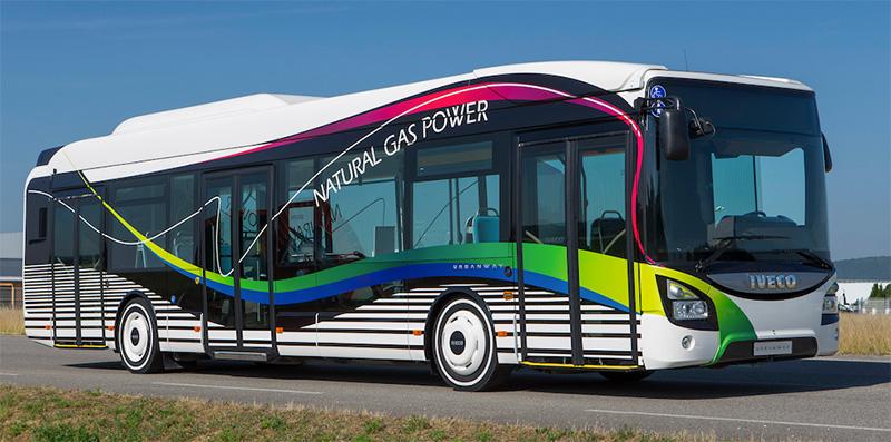 Iveco va livrer 200 bus au biogaz à la RATP