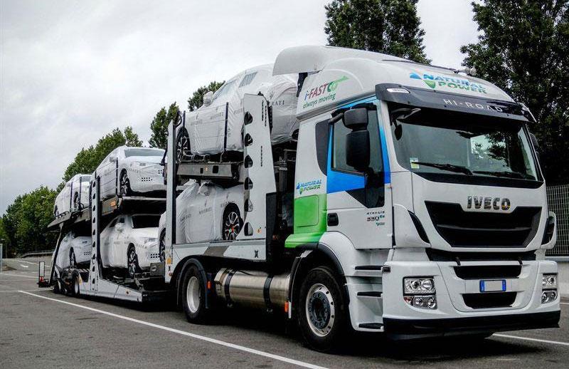 transport voiture par camion france italie. Black Bedroom Furniture Sets. Home Design Ideas