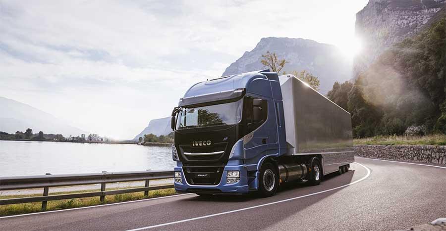 Camions GNV : Iveco complète sa gamme avec le Stralis NP 460