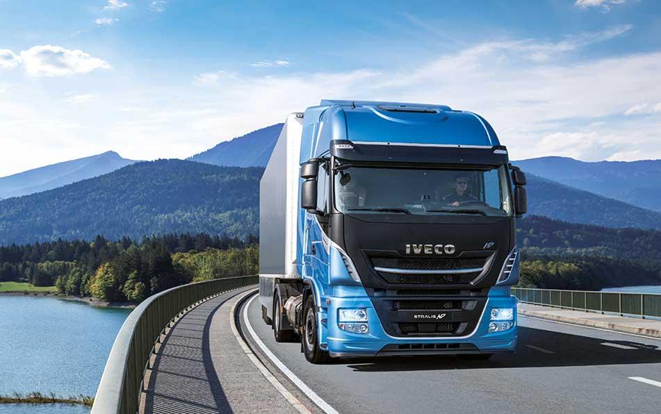 Iveco : « en poids-lourds de plus de 16 tonnes, 30 % de nos ventes sont au gaz »