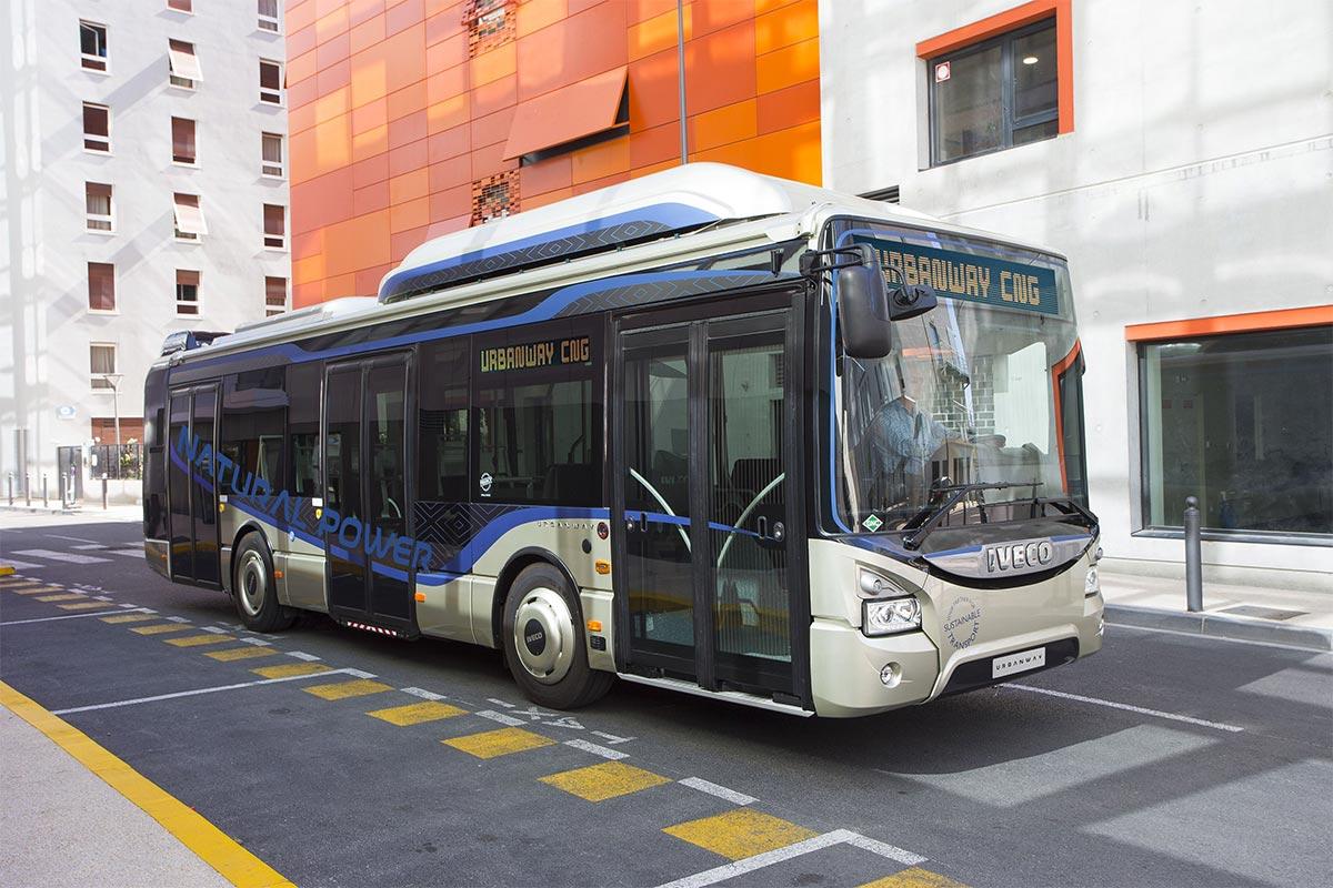 Iveco Bus : de l'hybride gaz-électrique prévu d'ici 2022-2023