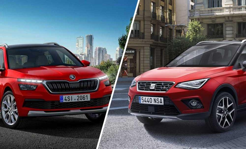 Seat Arona TGI vs Skoda Kamiq G-TEC : quelles différences entre les deux SUV au gaz naturel ?
