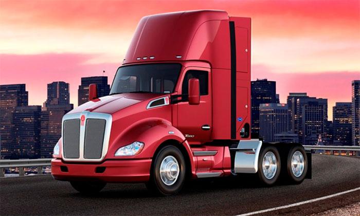 Kenworth va développer un camion hybride au gaz naturel