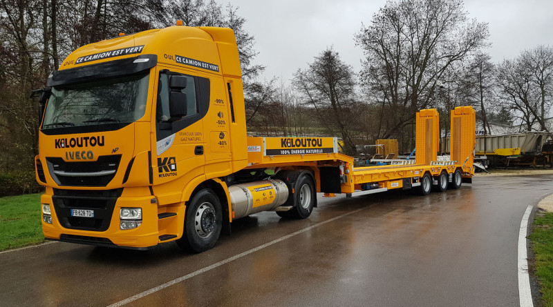 Kiloutou intègre des camions GNV à sa flotte