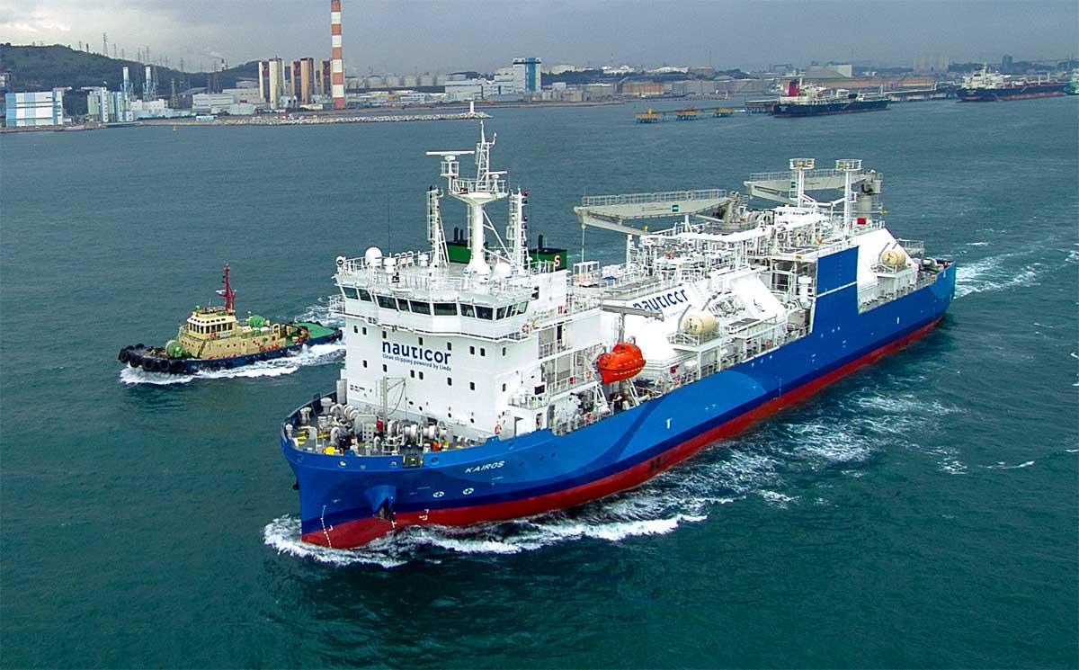 Corée du Sud : un vaste programme pour la construction de navires au GNL