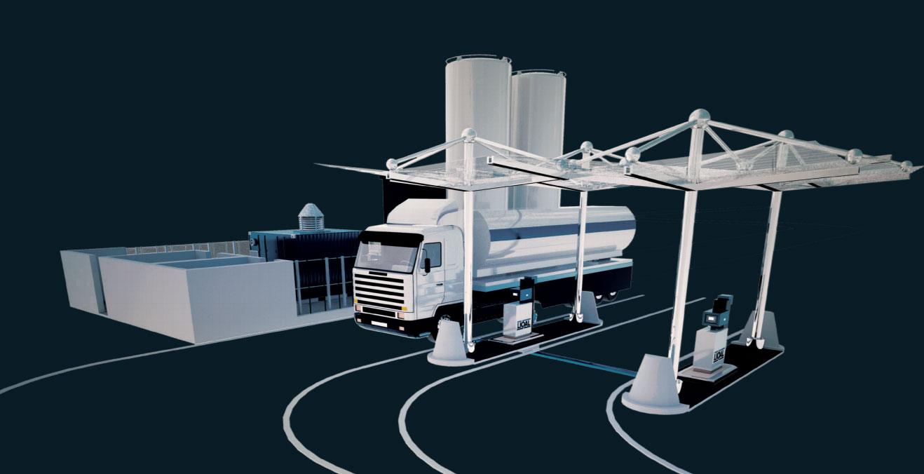 Mesure Process se lance dans les stations GNL avec Liqal