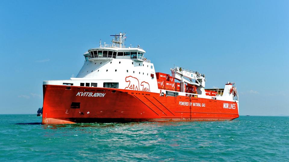Allemagne : 278 millions d'euros pour la conversion des navires vers le GNL