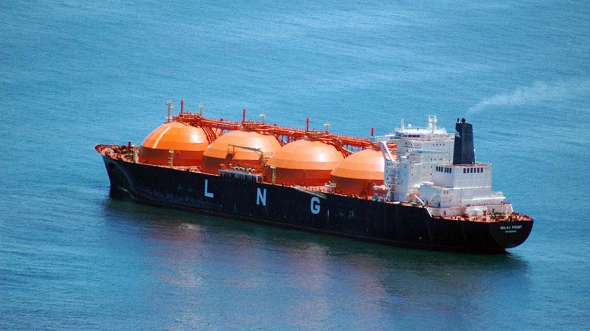 Maritime : selon l'AIE, l'utilisation du gaz naturel devrait connaître une croissance importante