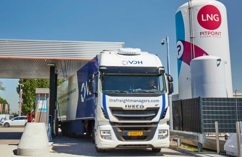 Pays-Bas : de nouvelles incitations pour les camions GNL
