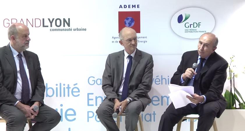 GNV – Le Grand Lyon précise ses projets à Pollutec