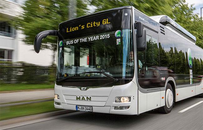 Bus GNV � MAN remporte l�appel d�offres de Clermont-Ferrand