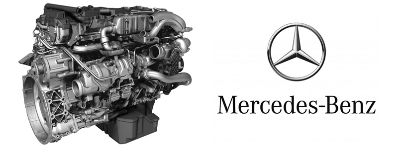 Daimler d�bute la production de son nouveau moteur GNV Euro 6