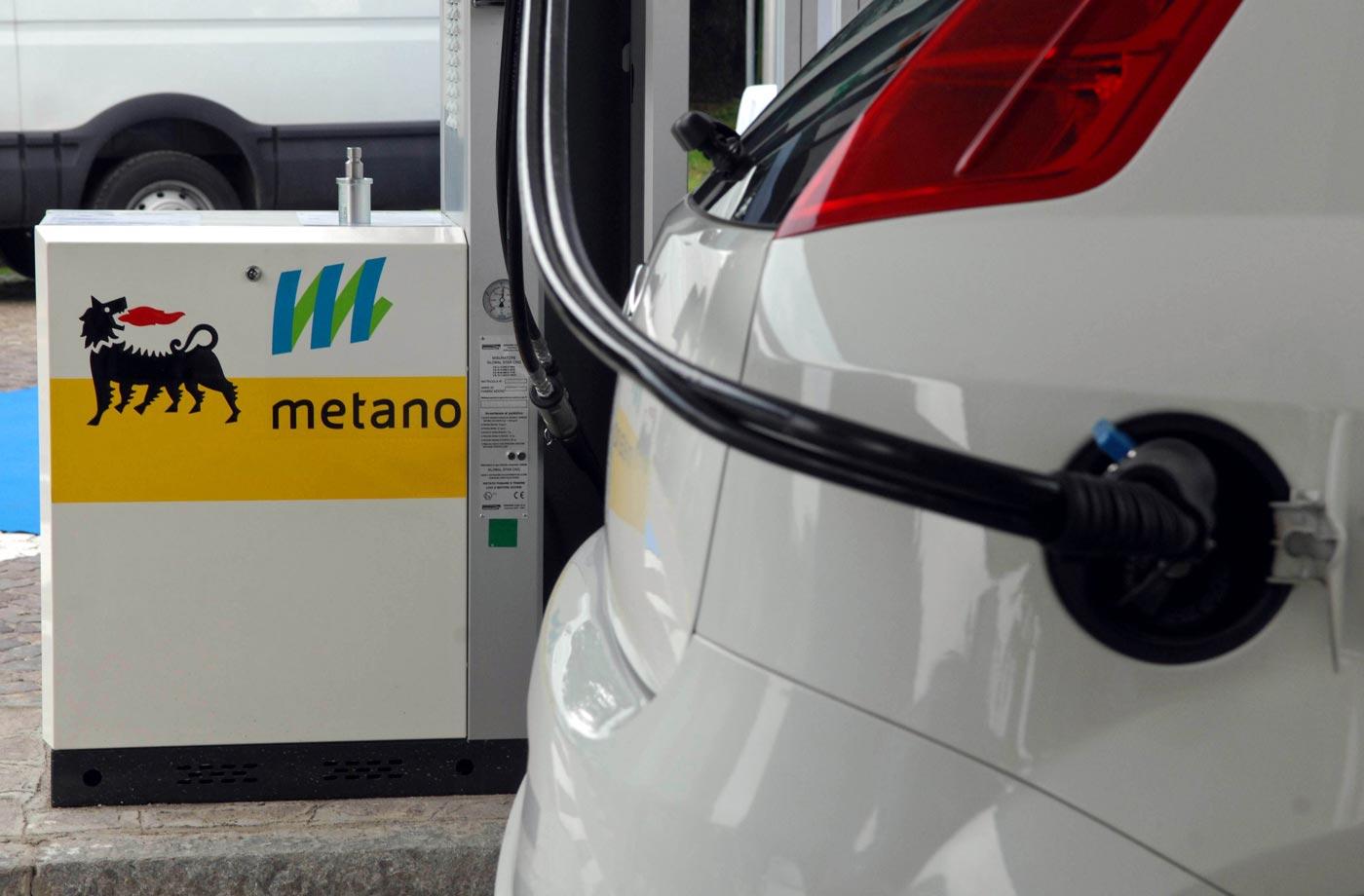 En Italie, les véhicules au GNV représentent 2,1 % du parc en circulation