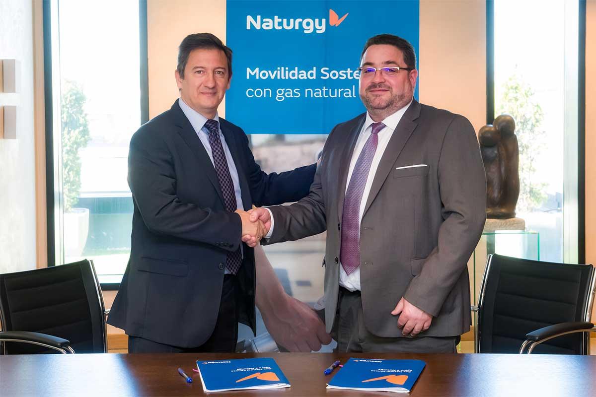 Espagne : La Galice au rendez-vous du GNV avec Naturgy