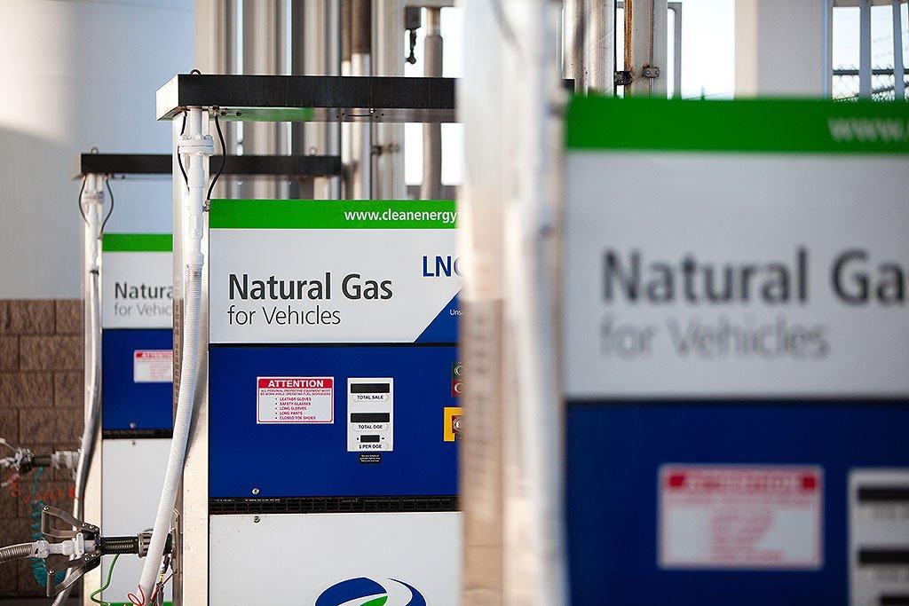 Aux Etats-Unis, 39% du GNV est renouvelable