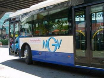 Bangkok veut commander plus de 3000 bus au gaz naturel