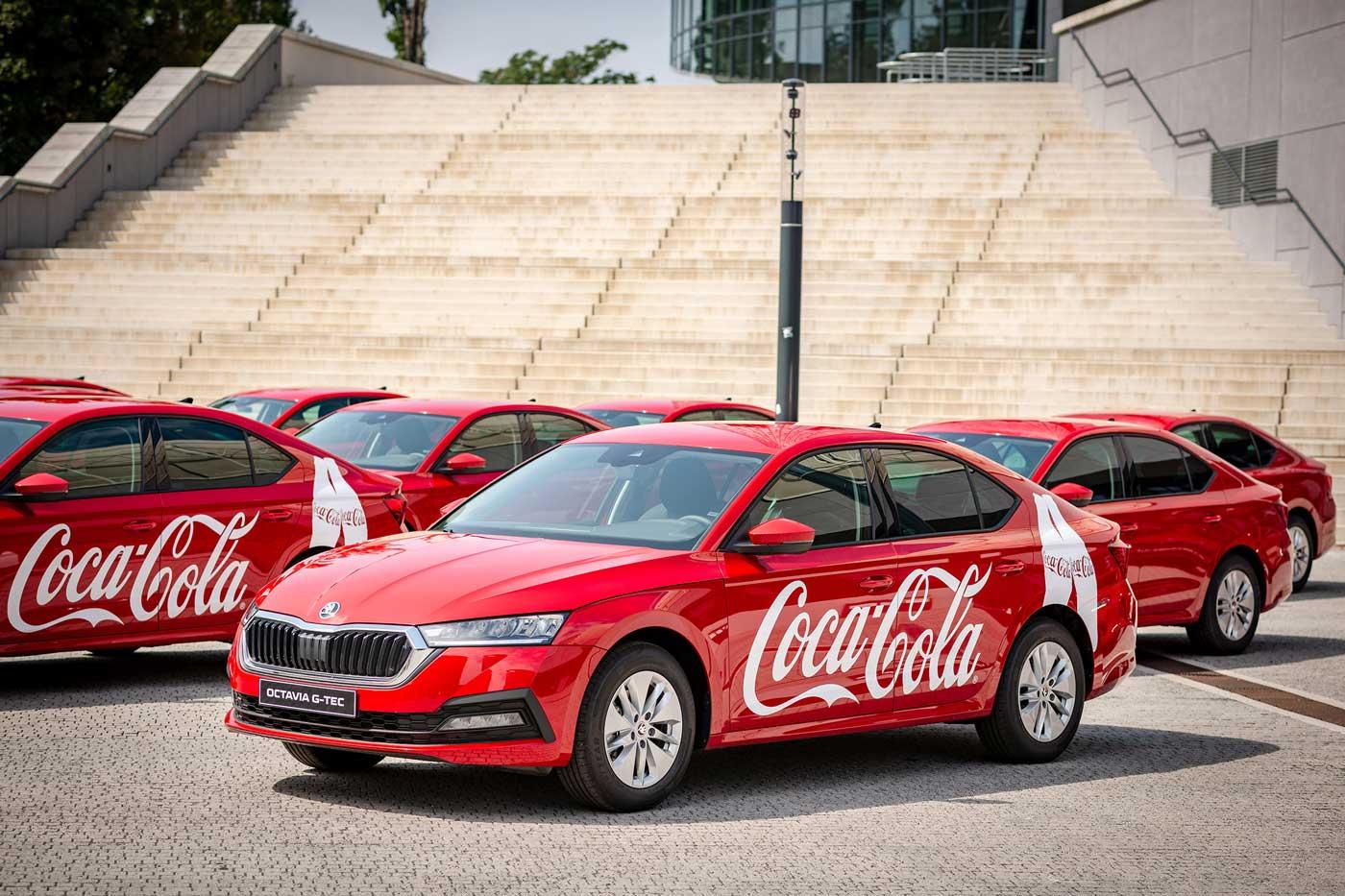 En Slovaquie, Cola-Cola mise sur la voiture GNV