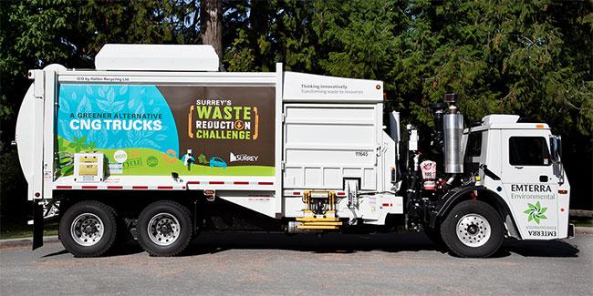 Canada : l'Ontario mise sur le biogaz pour les transports