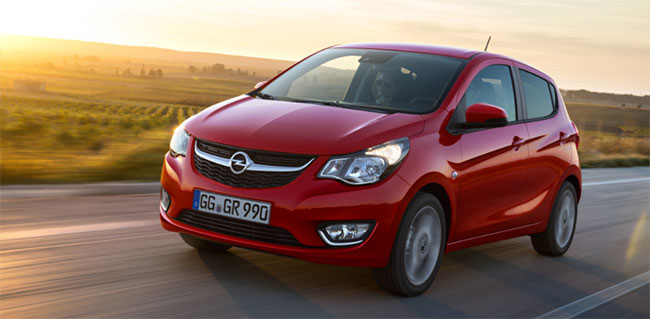 L�Opel Karl GPL est disponible en France