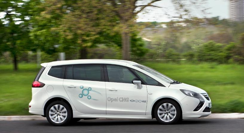 Opel fait le point sur son offre GPL et GNV