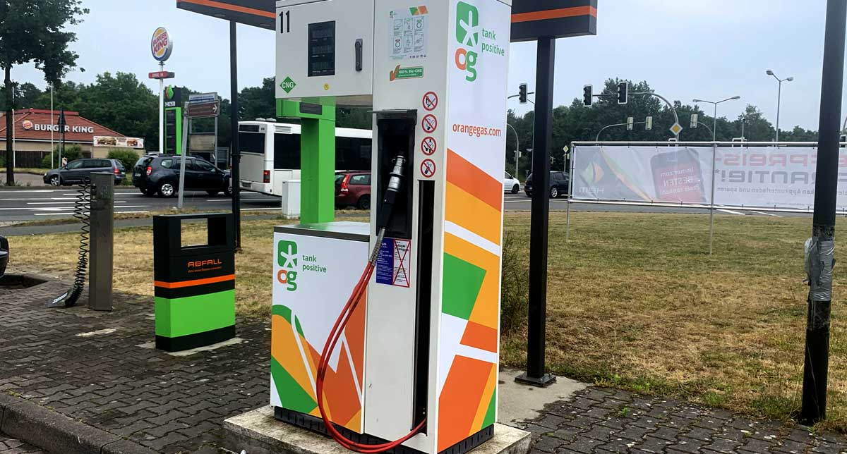 Stations GNV : OrangeGas devient le principal opérateur en Allemagne