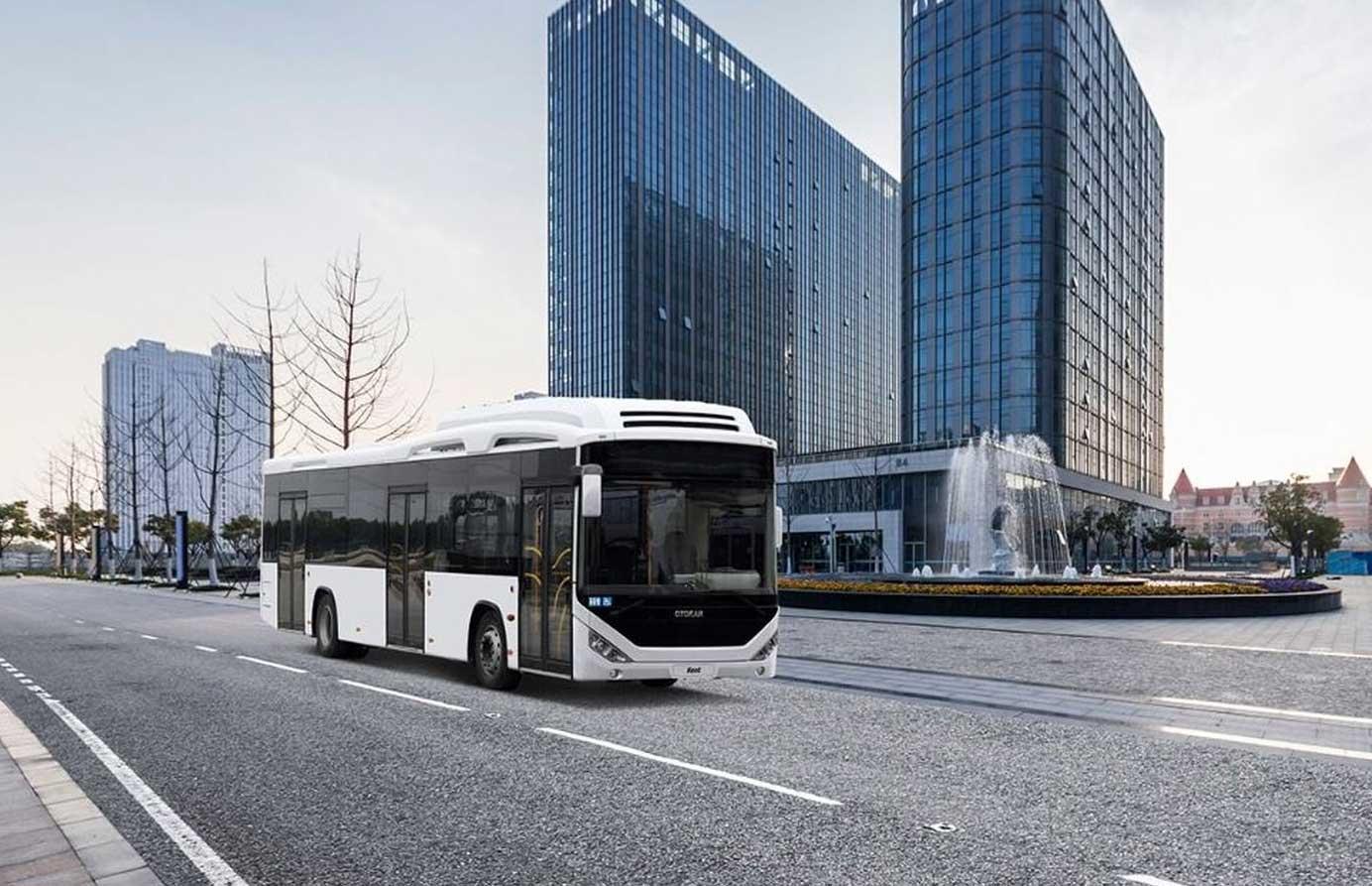 Otokar va fournir 50 bus au gaz naturel à l'Azerbaïdjan