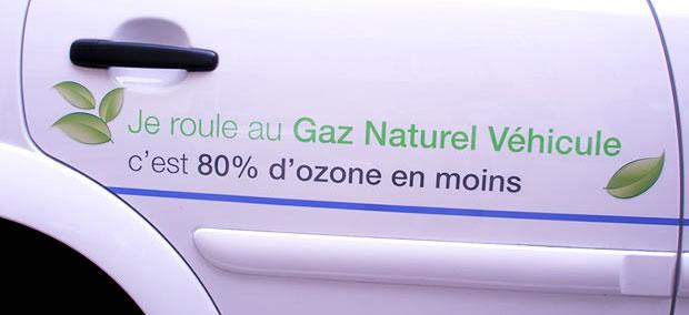 Paris – De nouvelles initiatives en faveur du GNV