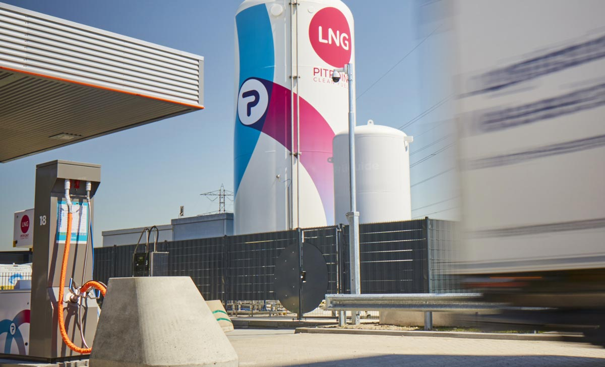 Pays-Bas : PitPoint ouvre une 25e station GNL