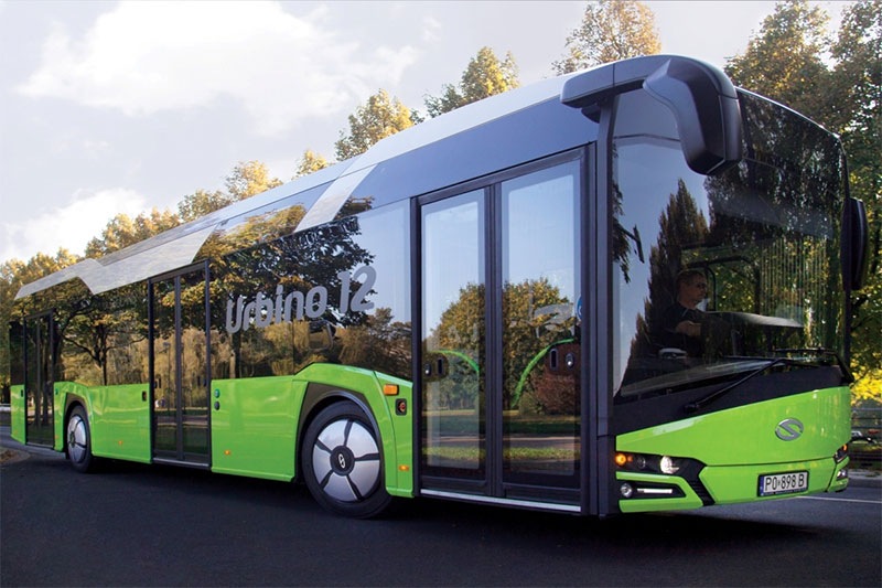 Solaris présentera le nouveau Urbino GNV 12 mètres à Madrid