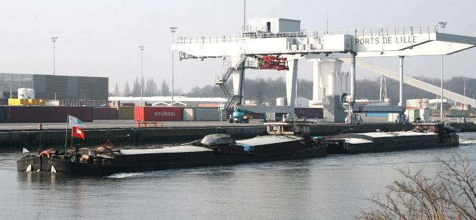 Des stations GNV pour le Port de Lille