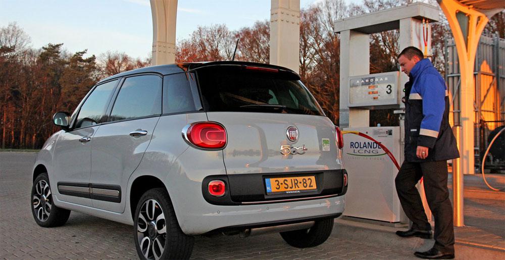 Belgique � Une prime de 1.000 euros pour les voitures au gaz naturel en janvier