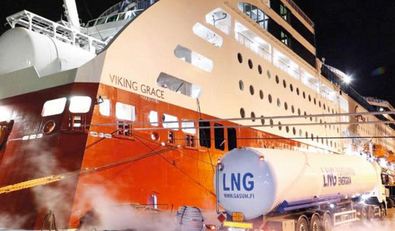 L'UGI interpelle le G20 sur l'importance du GNL pour un transport maritime plus vertueux