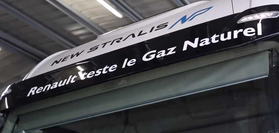 Renault teste le GNV pour ses activités logistiques