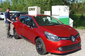 La Renault Clio IV au GNV disponible chez Borel
