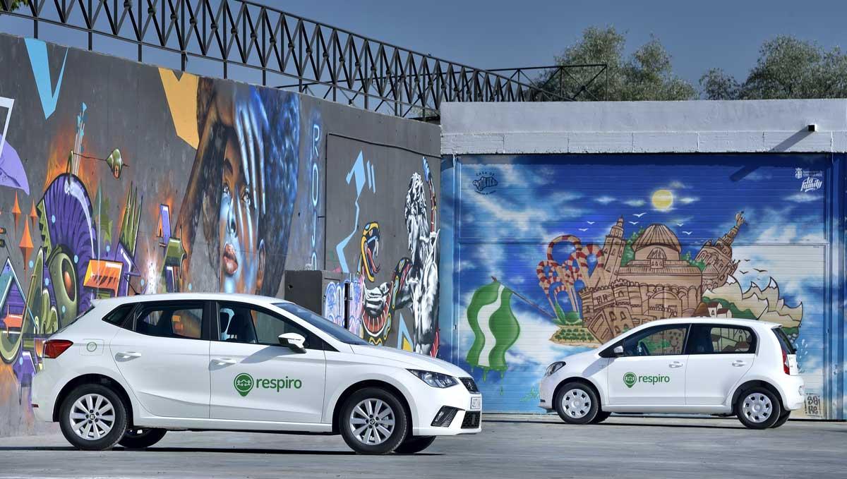 Respiro : à Madrid, la filiale autopartage de Seat opte pour le GNV