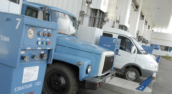La Russie lance un nouveau programme de soutien aux v�hicules GNV