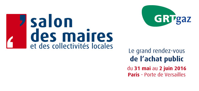 Salon des Maires : une table-ronde sur le GNV organisée par GRTgaz le 1er juin