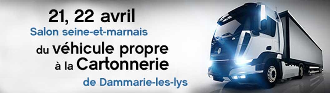 Seine-et-Marne : GRDF partenaire du salon des véhicules propres de Dammarie-Les-Lys