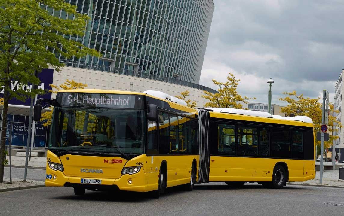 Scania va livrer 50 bus au gaz naturel à Abidjan