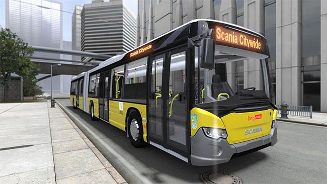 Bus : l'offre GNV de Scania sélectionnée par la RATP