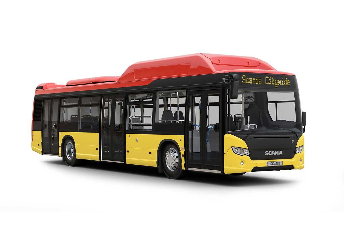 Des Scania Citywide gaz pour l'agglomération de Mulhouse